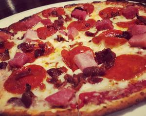 10″ Cauliflower Pizza