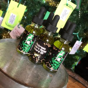 Mistress Jade's Hemp Beard Oil