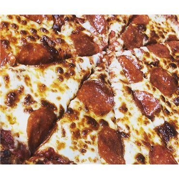 XL 16″ Build Your Own Pizza