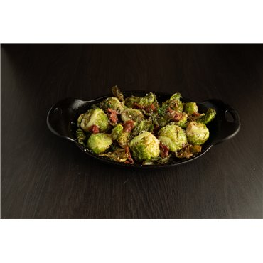 Fried Brussels