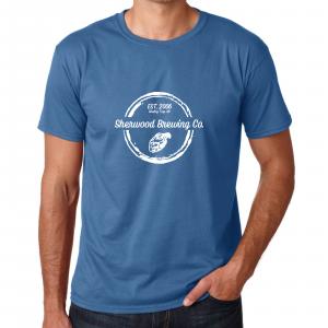 Ring Logo T Shirt – Indigo