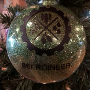 Beergineer Ornament