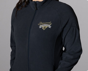 Ladies Navy Fleece