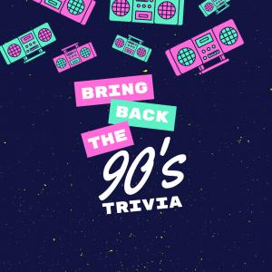 90's Trivia Ticket