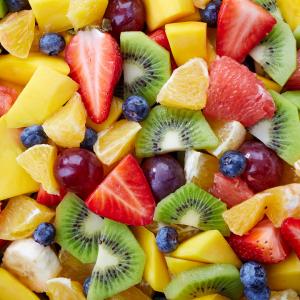 Seasonal Fresh Fruit Medley