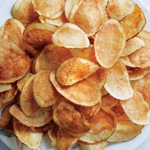 Side of Fresh Cut Chips