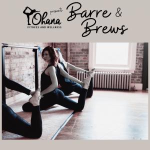 Barre & Brews Ticket